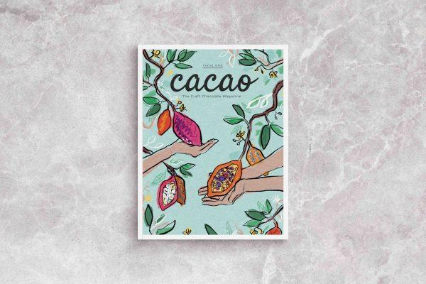 cacao magazine issue one