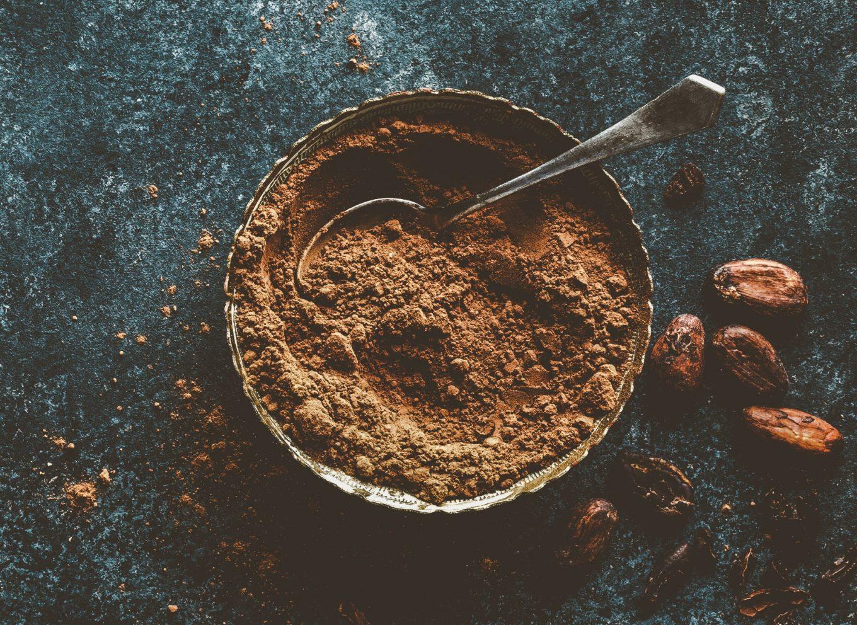 cacao vs cocoa
