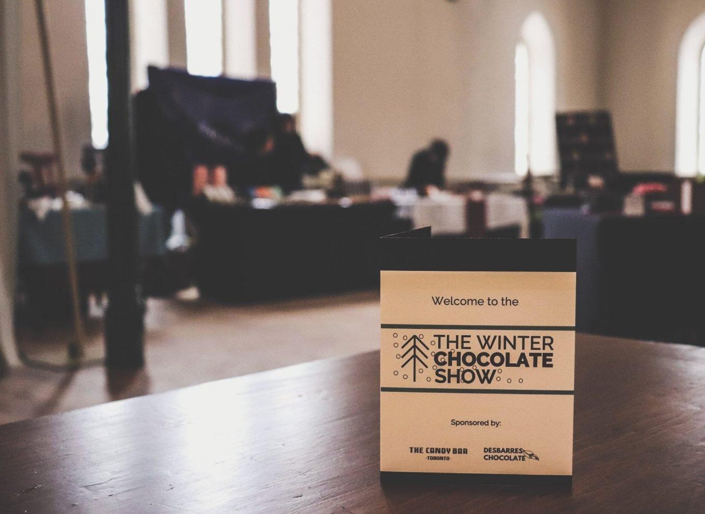 winterchocolate show toronto