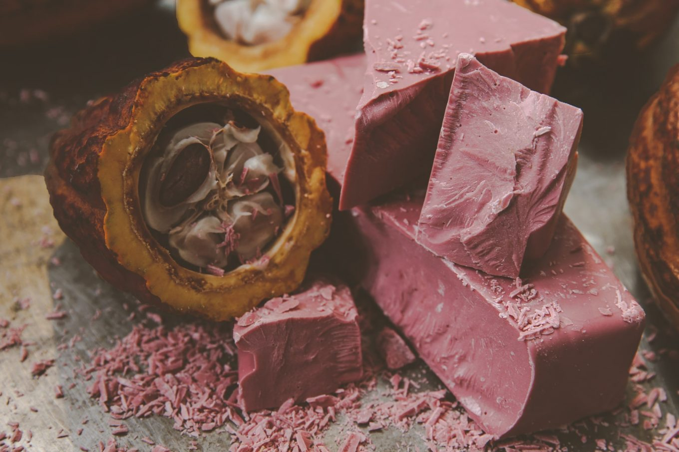 ruby chocolate