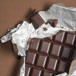 chocolate foil wrapped storage